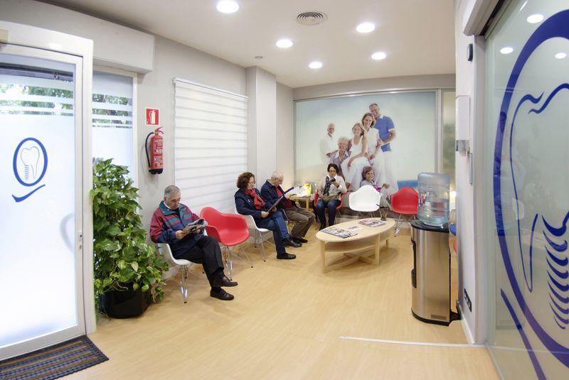 Nuestras Clínicas Sevilla Entrada