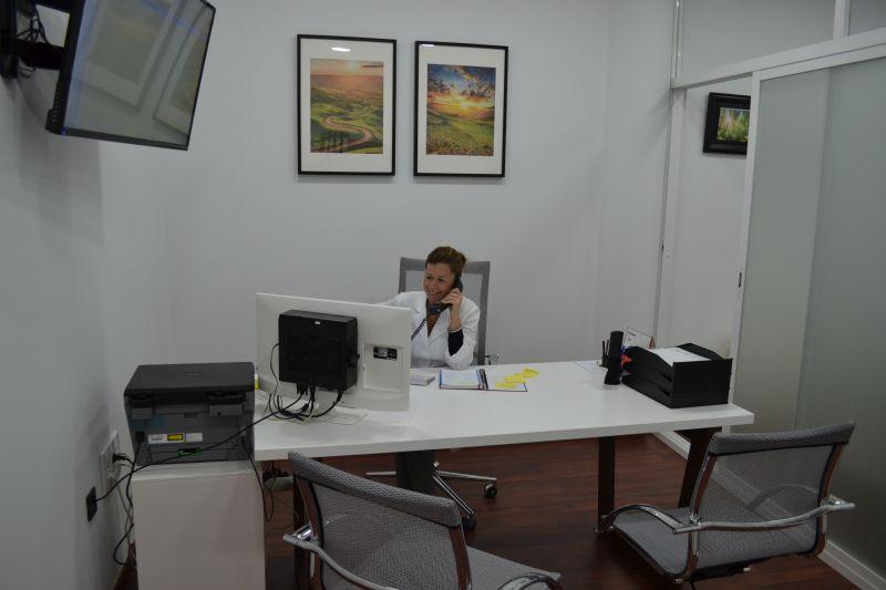 Nuestras Clínicas Espartinas Despacho