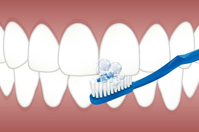 Cómo mantener unos dientes blancos