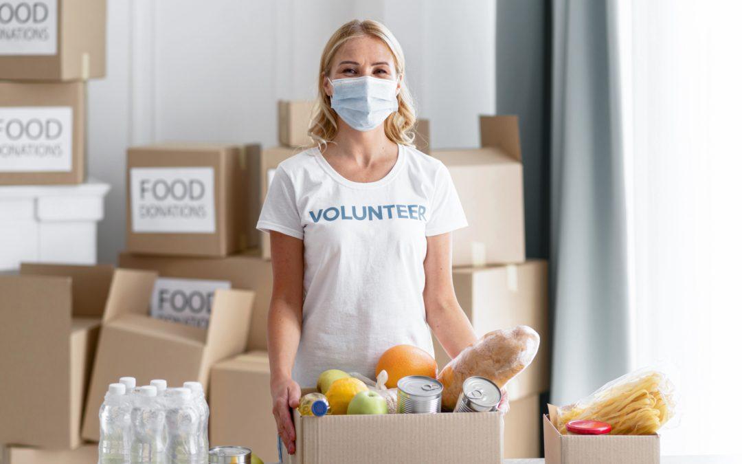 Recogida de alimentos en Sevilla: los estragos de la pandemia